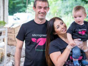 Culinary Microherbs Family